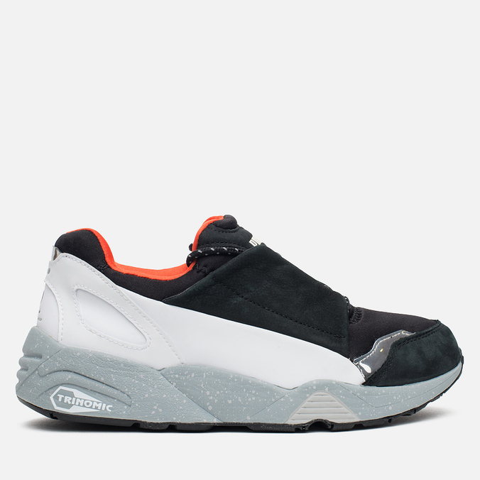 Puma x Alexander Mcqueen Lace Disc Sneakers Black/White