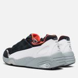 Puma x Alexander Mcqueen Lace Disc Sneakers Black/White photo- 2