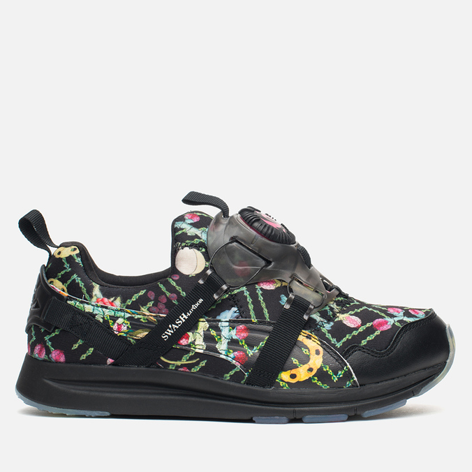 Женские кроссовки Puma x Swash Haast Disc Black/Multicolour