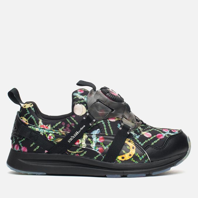 Puma x Swash Haast Disc Women's Sneakers Black/Multicolour
