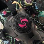 Женские кроссовки Puma x Swash Haast Disc Black/Multicolour фото- 6