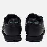 Reebok Classic Leather Women's Sneakers Black photo- 5