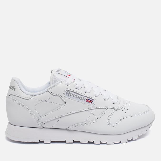 Reebok Classic Leather Women's Sneakers White