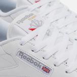 Reebok Classic Leather Women's Sneakers White photo- 5