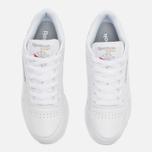 Reebok Classic Leather Women's Sneakers White photo- 4