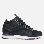 Женские кроссовки Reebok GL 6000 MID Alphine Black/Royal Orchid/Steel фото- 0