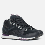 Женские кроссовки Reebok GL 6000 MID Alphine Black/Royal Orchid/Steel фото- 1
