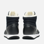 Reebok Rockeasy Ripple Knit Women's Winter Sneakers Black/White photo- 3