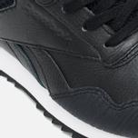 Reebok Rockeasy Ripple Knit Women's Winter Sneakers Black/White photo- 7
