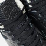 Reebok Rockeasy Ripple Knit Women's Winter Sneakers Black/White photo- 6