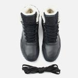 Reebok Rockeasy Ripple Knit Women's Winter Sneakers Black/White photo- 4