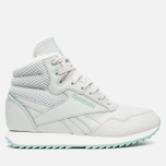 Reebok Rockeasy Ripple Knit Women's Winter Sneakers Steel/White/Winter Sage photo- 0