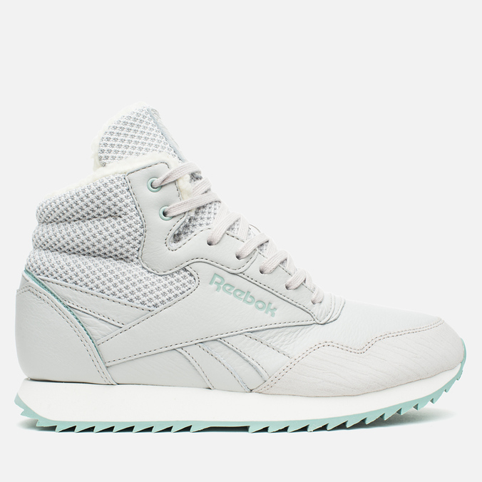Reebok Rockeasy Ripple Knit Women's Winter Sneakers Steel/White/Winter Sage
