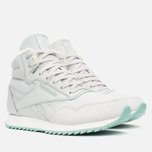 Reebok Rockeasy Ripple Knit Women's Winter Sneakers Steel/White/Winter Sage photo- 1