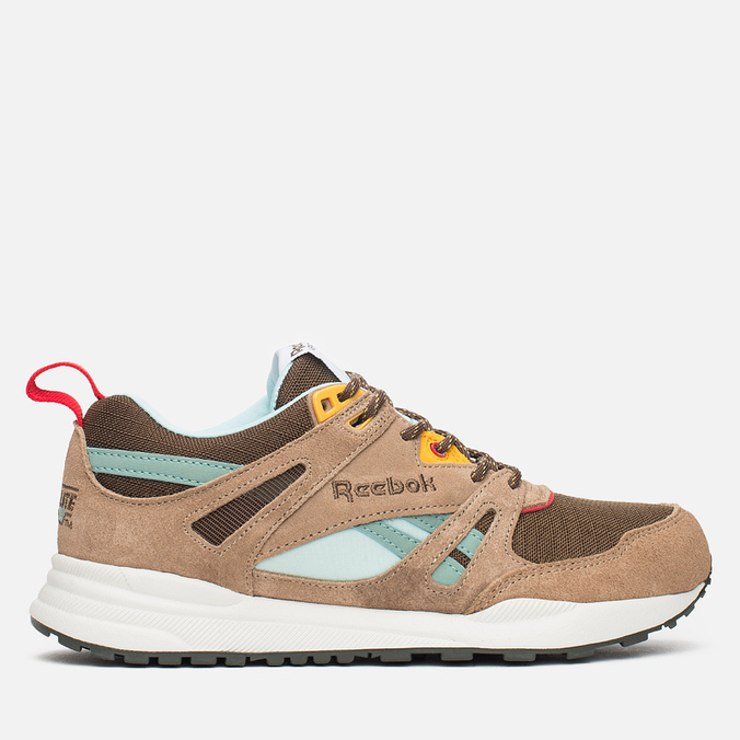 Женские кроссовки Reebok Ventilator SO Dark Brown/Walnut/Cool Breeze
