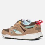 Женские кроссовки Reebok Ventilator SO Dark Brown/Walnut/Cool Breeze фото- 2