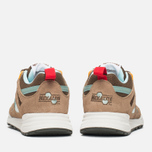 Женские кроссовки Reebok Ventilator SO Dark Brown/Walnut/Cool Breeze фото- 3