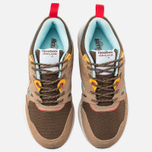 Женские кроссовки Reebok Ventilator SO Dark Brown/Walnut/Cool Breeze фото- 4