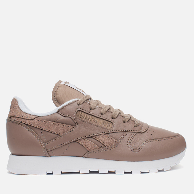 Женские кроссовки Reebok x Face Stockholm Classic Leather Spirit Joy/White