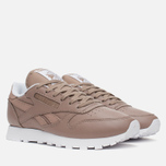 Женские кроссовки Reebok x Face Stockholm Classic Leather Spirit Joy/White фото- 1