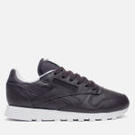 Женские кроссовки Reebok x Face Stockholm Classic Leather Spirit Power/White фото- 0