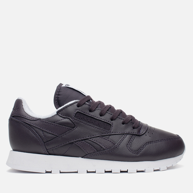 Женские кроссовки Reebok x Face Stockholm Classic Leather Spirit Power/White