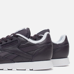 Женские кроссовки Reebok x Face Stockholm Classic Leather Spirit Power/White фото- 7