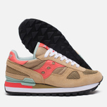 Saucony Shadow Original Women's Sneakers Beige/Pink photo- 2