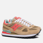 Saucony Shadow Original Women's Sneakers Beige/Pink photo- 1