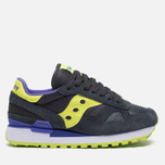 Женские кроссовки Saucony Shadow Original Charcoal/Citron фото- 0