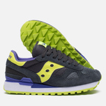 Женские кроссовки Saucony Shadow Original Charcoal/Citron фото- 2