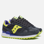 Женские кроссовки Saucony Shadow Original Charcoal/Citron фото- 1