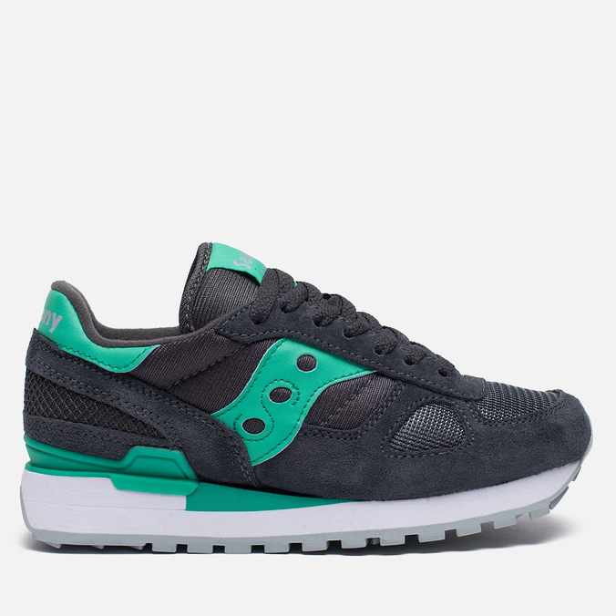 Женские кроссовки Saucony Shadow Original Charcoal/Teal