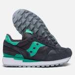 Женские кроссовки Saucony Shadow Original Charcoal/Teal фото- 2