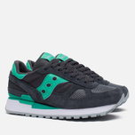 Женские кроссовки Saucony Shadow Original Charcoal/Teal фото- 1