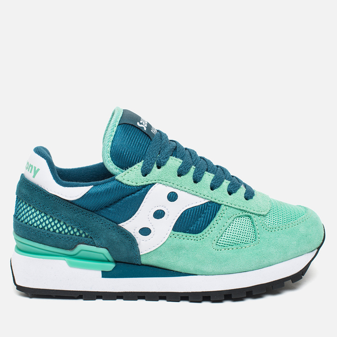 Женские кроссовки Saucony Shadow Original Green/Teal