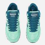 Женские кроссовки Saucony Shadow Original Green/Teal фото- 4