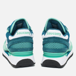 Женские кроссовки Saucony Shadow Original Green/Teal фото- 3