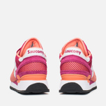 Saucony Shadow Original Womens Trainers Pink/Red photo- 3