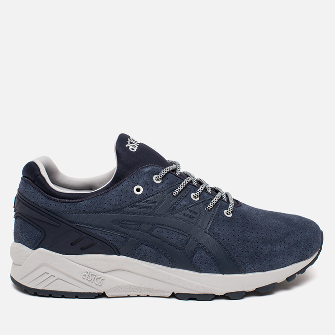 ASICS Gel-Kayano EVO Perforated Pack Sneakers Indian Ink