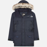 Мужская куртка аляска The North Face Mcmurdo 2 Blue фото- 0