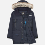 Мужская куртка аляска The North Face Mcmurdo 2 Blue фото- 1