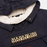 Детская куртка анорак Napapijri Skidoo A Blue Marine фото- 1