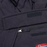 Детская куртка анорак Napapijri Skidoo A Blue Marine фото- 3