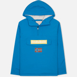 Napapijri Rainforest Neogeo Men's Anorak Blue photo- 0