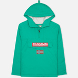 Napapijri Rainforest Neogeo Men's Anorak Green photo- 0