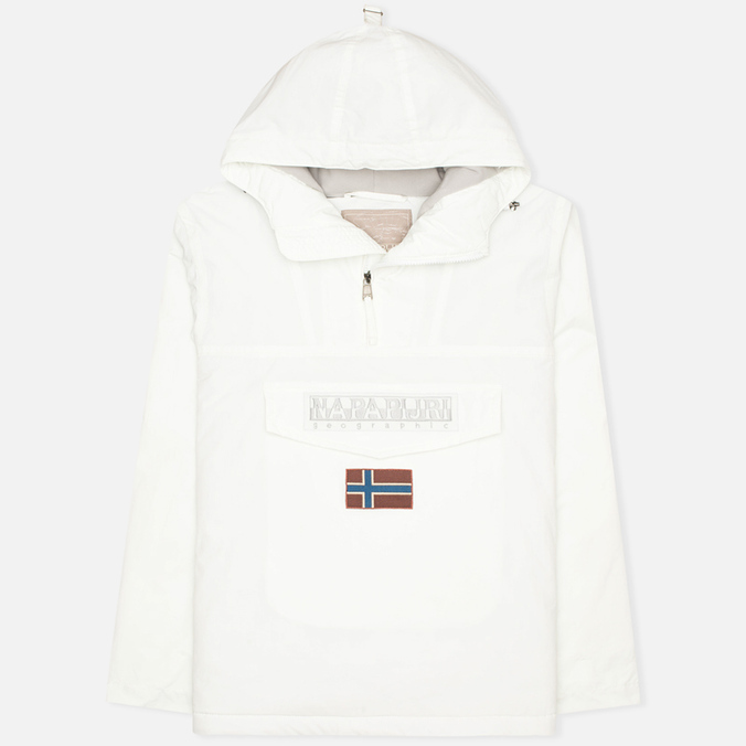 Napapijri Rainforest Neogeo Men's Anorak Grey