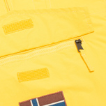 Мужская куртка анорак Napapijri Rainforest Neogeo Yellow фото- 3