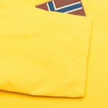 Мужская куртка анорак Napapijri Rainforest Neogeo Yellow фото- 5