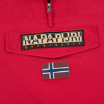 Napapijri Rainforest Slim Jacket Old Red photo- 2
